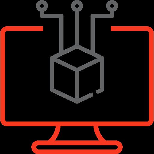 Software-development icon smart